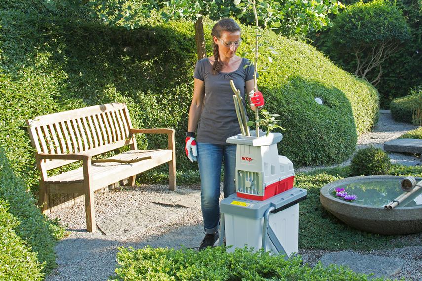 Gardenshredder