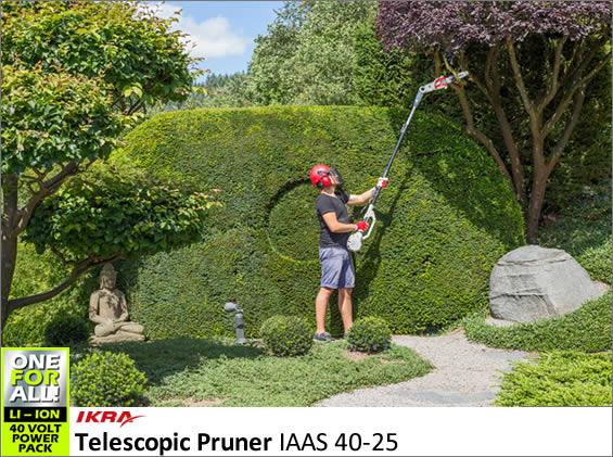 Cordless Telescopic Pruner