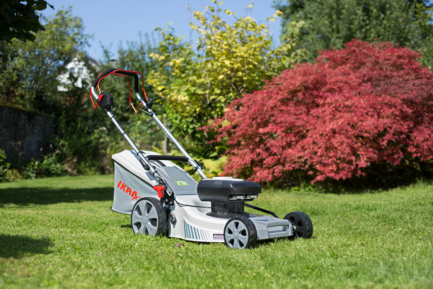 40 Volt Lawnmower ONE FOR ALL