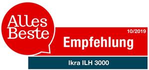 Product Test Häcksler ILH 3000A