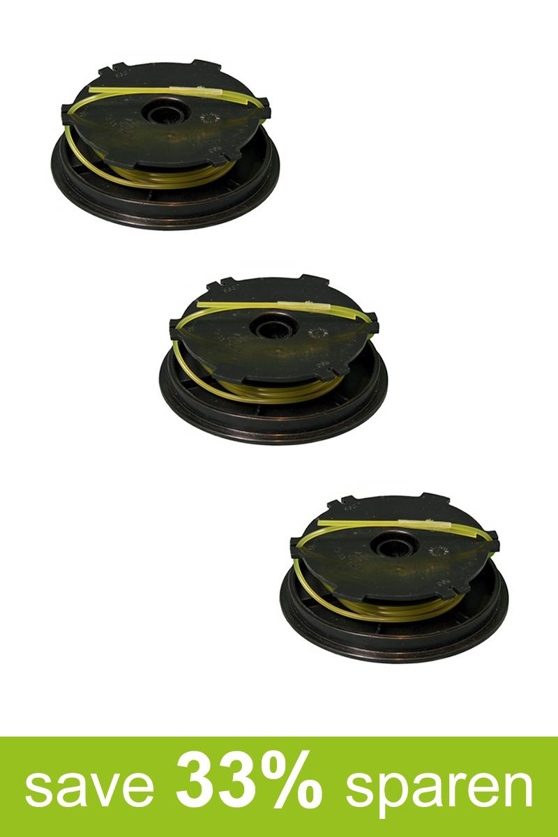 Fadenspule Ersatzspule Spule DA-F8 (Vorteilspack 3er Set)