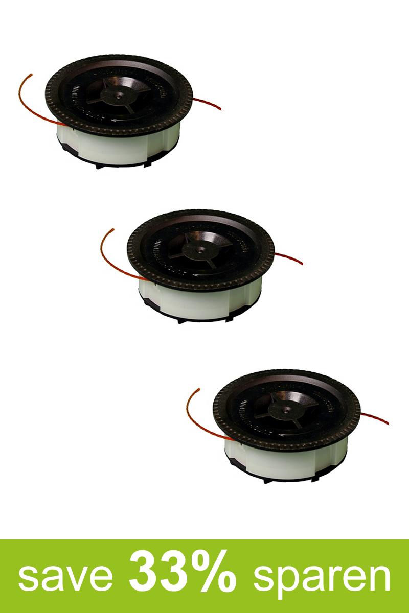 Fadenspule Ersatzspule Spule VA/2 (Vorteilspack 3er Set)