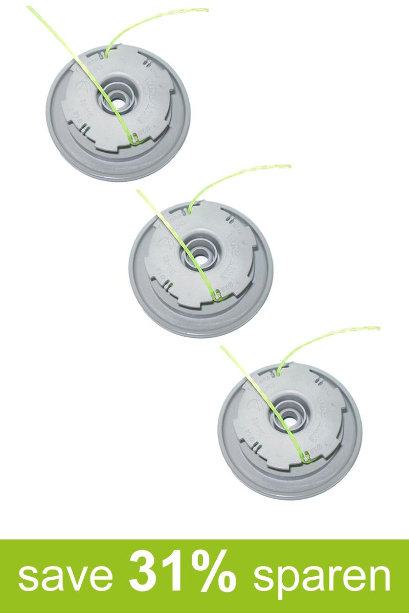 Fadenspule Ersatzspule Spule DA-F13 (Vorteilspack 3er Set)