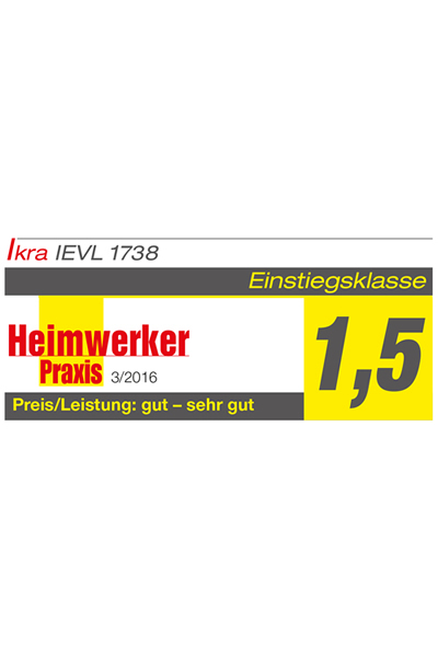 Elektro Vertikutierer & Rasenlüfter 2 in 1 IEVL 1738