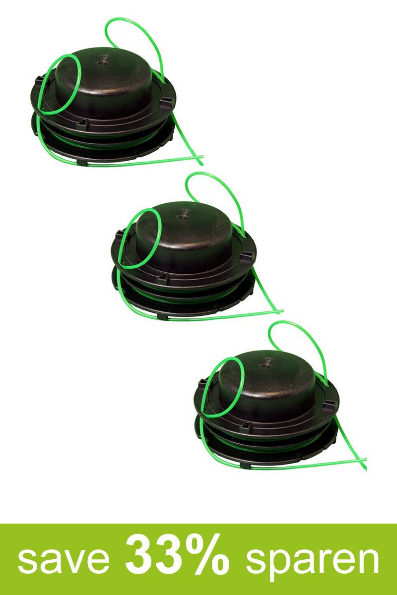 Fadenspule Ersatzspule Spule DA-S2 (Vorteilspack 3er Set)