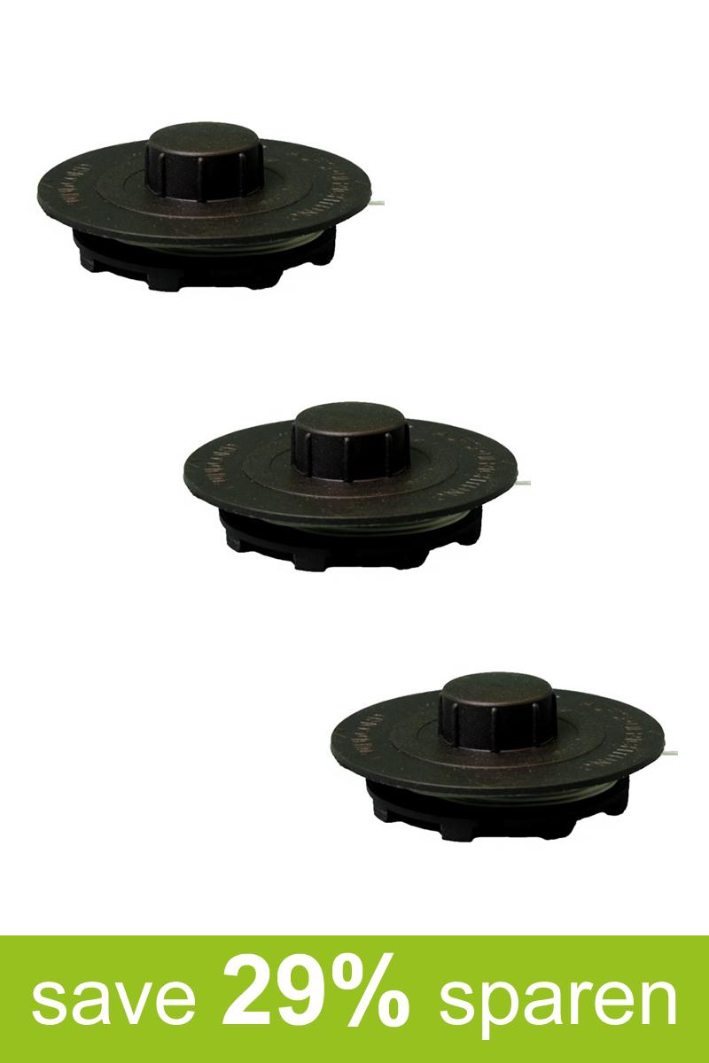 Fadenspule Ersatzspule Spule BK (Vorteilspack 3er Set)