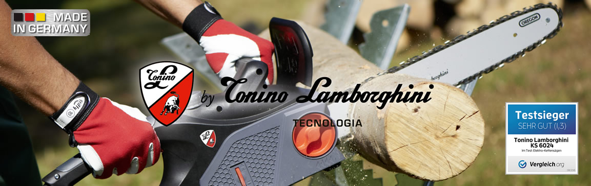 Tonino Lamborghini Chainsaw KS 6024