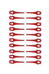 20er Set Nylonmesser