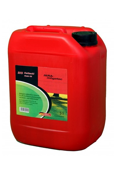 Bio Kettensägenöl Kettenöl 5l