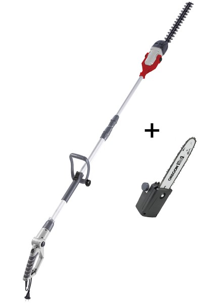 Electric Telescopic Hedge Trimmer Pruner 2in1 ITHK 800