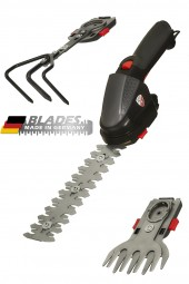 Cordless Grass Shear Shrub Shear 3 in 1 GBK 6100 LI TL