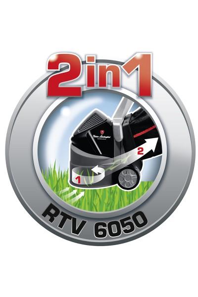 Elektro Grasschneider mit Fangsack RTV 6050