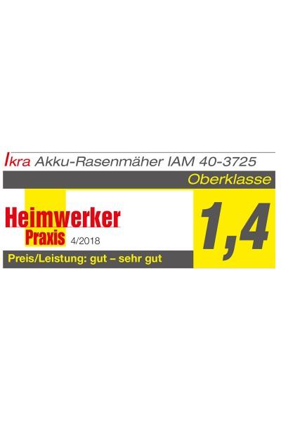 Akku Rasenmäher IAM 40-3725