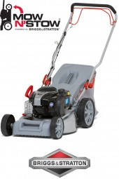 Petrol Lawn Mower incl. Mulching IBRM 46S-BS550E Briggs & Stratton engine