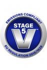 Benzin 4in1 Rasenmäher Mulcher IBRM 46S-BS550E Briggs & Stratton Motor