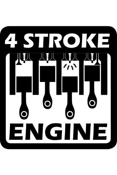 Benzin 4in1 Rasenmäher Mulcher IBRM 51S-BS625EXI Briggs & Stratton Motor