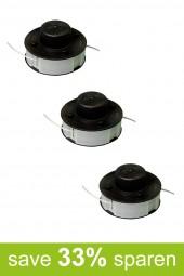 Fadenspule Ersatzspule Spule DA (Vorteilspack 3er Set)