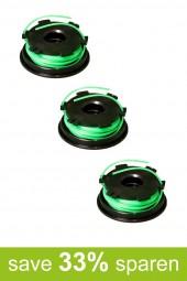 Fadenspule Ersatzspule Spule DA-F1 (Vorteilspack 3er Set)