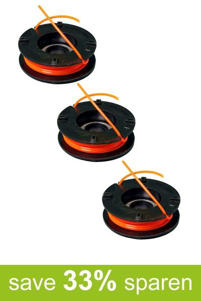 Fadenspule Ersatzspule Spule DA-F10 (Vorteilspack 3er Set)