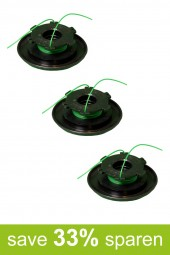 Fadenspule Ersatzspule Spule DA-S1 (Vorteilspack 3er Set)
