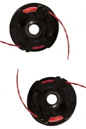 String Trimmer Replacement Spool DEA (2-Pack)