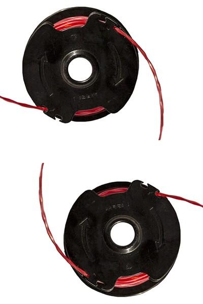 Fadenspule Ersatzspule Spule DEA (Vorteilspack 2er Set)