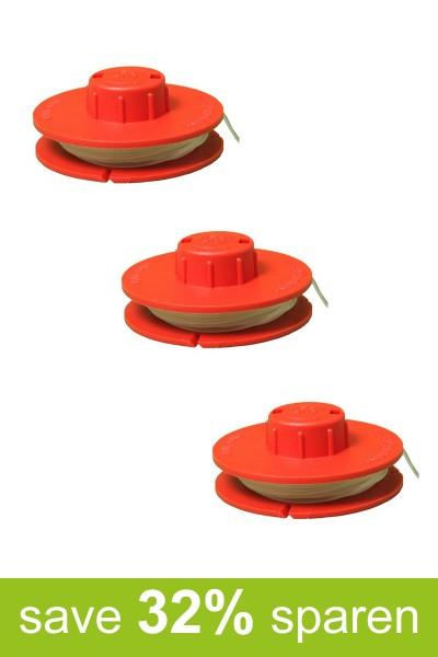 Fadenspule Ersatzspule Spule S (Vorteilspack 3er Set)