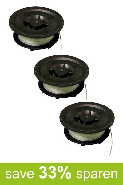 Fadenspule Ersatzspule Spule VA/1 (Vorteilspack 3er Set)