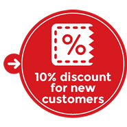 IKRA 10% discount