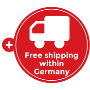 free shipping in Germany