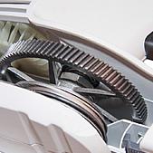 Ultralight-Leichtbau-Metallgetriebe