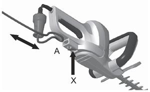 Kabelzugentlastung