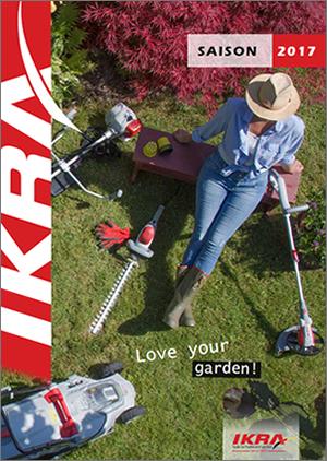 Gesamtkatalog IKRA Gartengeräte