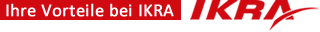 Die IKRA Vorteile