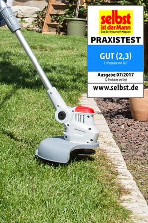 IKRA Cordless Lawn Edger IART 2520 LI