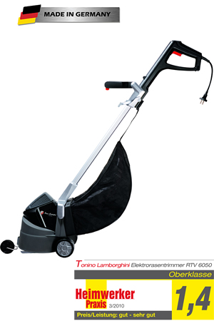 Tonino Lamborghini Grass Trimmer RTV 6050