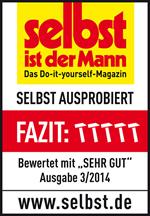 Produkttest Ultralight Heckenschere FHS 1545