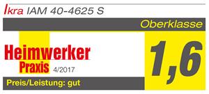 Produkttest Rasenmäher IAM 40-4625 S